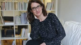 Wozu sich im Lockdown im Nichtstun auf der Couch verkriechen, fragte sich eine der Herausgeberinnen von «Schwellenzeit», die Leiterin des Aargauer Literaturhauses, Bettina Spoerri.