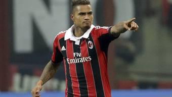 Kevin Prince Boateng erzielte das 1:0 für Milan.