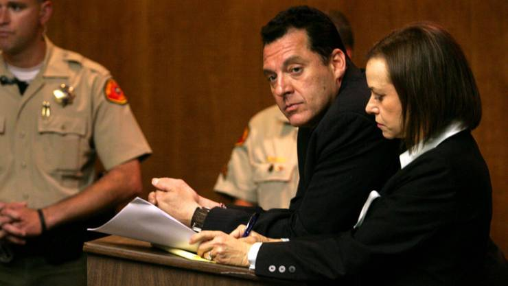 US-Schauspieler Tom Sizemore ist erneut mit dem Gesetz in Konflikt geraten. (Archivbild)