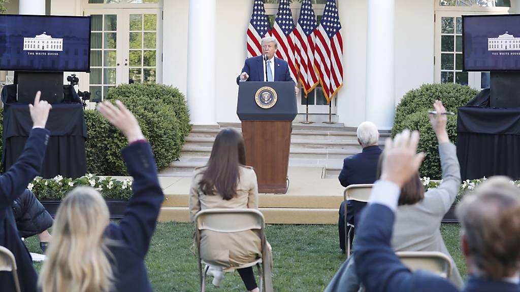Open-Skies-Vertrag: USA verteidigen angekündigten Ausstieg