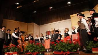 Staatt Heimatabend gibt es bald eine Oper im Löwensaal. (Archivbild)