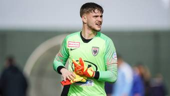 Anthony von Arx verlässt den FC Aarau in Richtung Cham