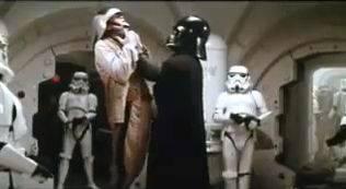 Der original Trailer von 1977 zum ersten Teil von Star Wars - Krieg der Sterne.