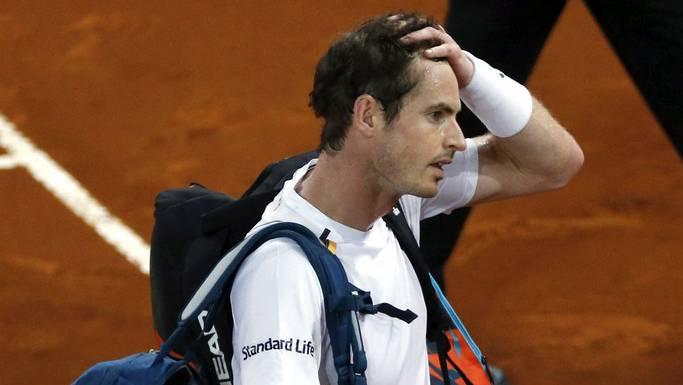 Die letzten Monate liefen für Murray nicht nach Wunsch.