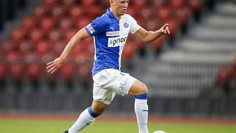 Florian Kamberi bleibt lieber in Schottland und will nicht mehr nach Zürich zurück