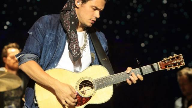 Eine Operation veränderte John Mayers Stimme (Archiv)