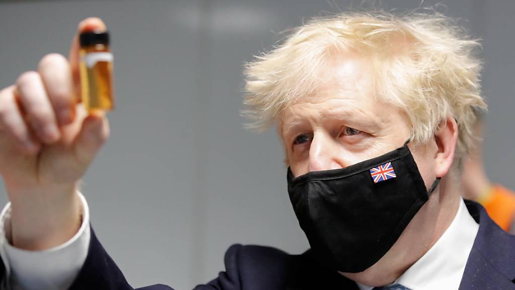 Mit einer Reihe neuer Gesetze will der britische Premierminister Boris Johnson das Land aus der Coronakrise führen – vor allem der Nationale Gesundheitsdienst (NHS) soll besser geschützt werden.