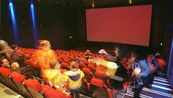 Schönes Wetter und Kino sind kein Widerspruch. Im heissen letzten Sommer hat manch einer das Kino als kühlen Rückzugsort entdeckt.