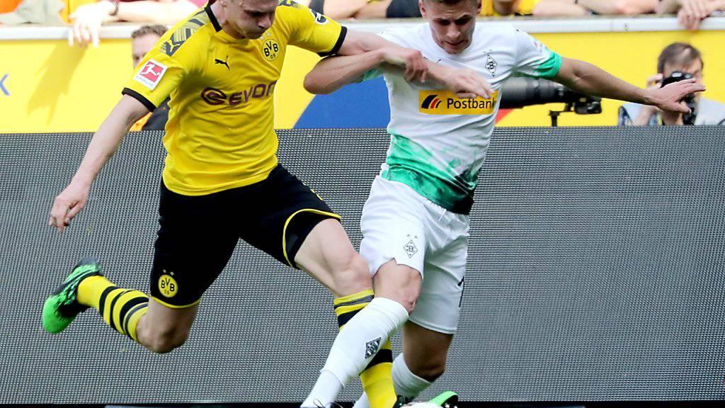 Thorgan Hazard und Julian Brandt wechseln zu Dortmund