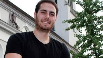 Ricardo Rüegg hat in Dietikon seine handballerische und seine private Heimat gefunden.rs