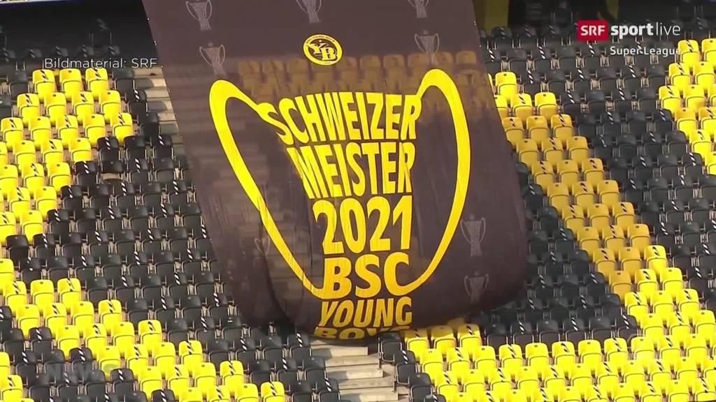 Berner schreiben erneut Geschichte: YB ist zum vierten Mal in Folge Meister