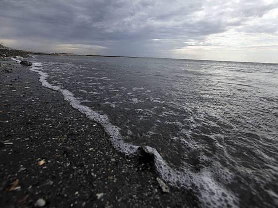 Die Küste von Louisiana ist vom nahenden Öl bedroht