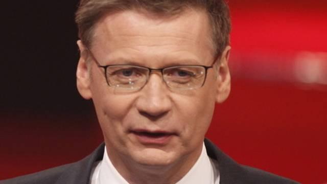 Günther Jauch will seinen Kopf nicht mehr für Werbung hinhalten (Archiv)