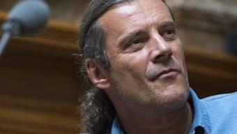 Oskar Freysinger ist bereit für den Bundesrat, sofern die Partei ihn will. (Archiv)