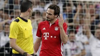 Kopie von Schiri Real-Madrid - Bayern-München
