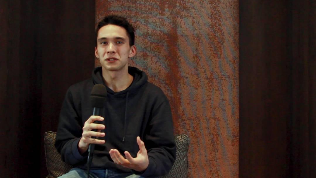 «Erst waren wir fast etwas überwältigt»: Jan Obermeier aus Remigen berichtet von seinen Erfahrungen am International Swiss Talent Forum
