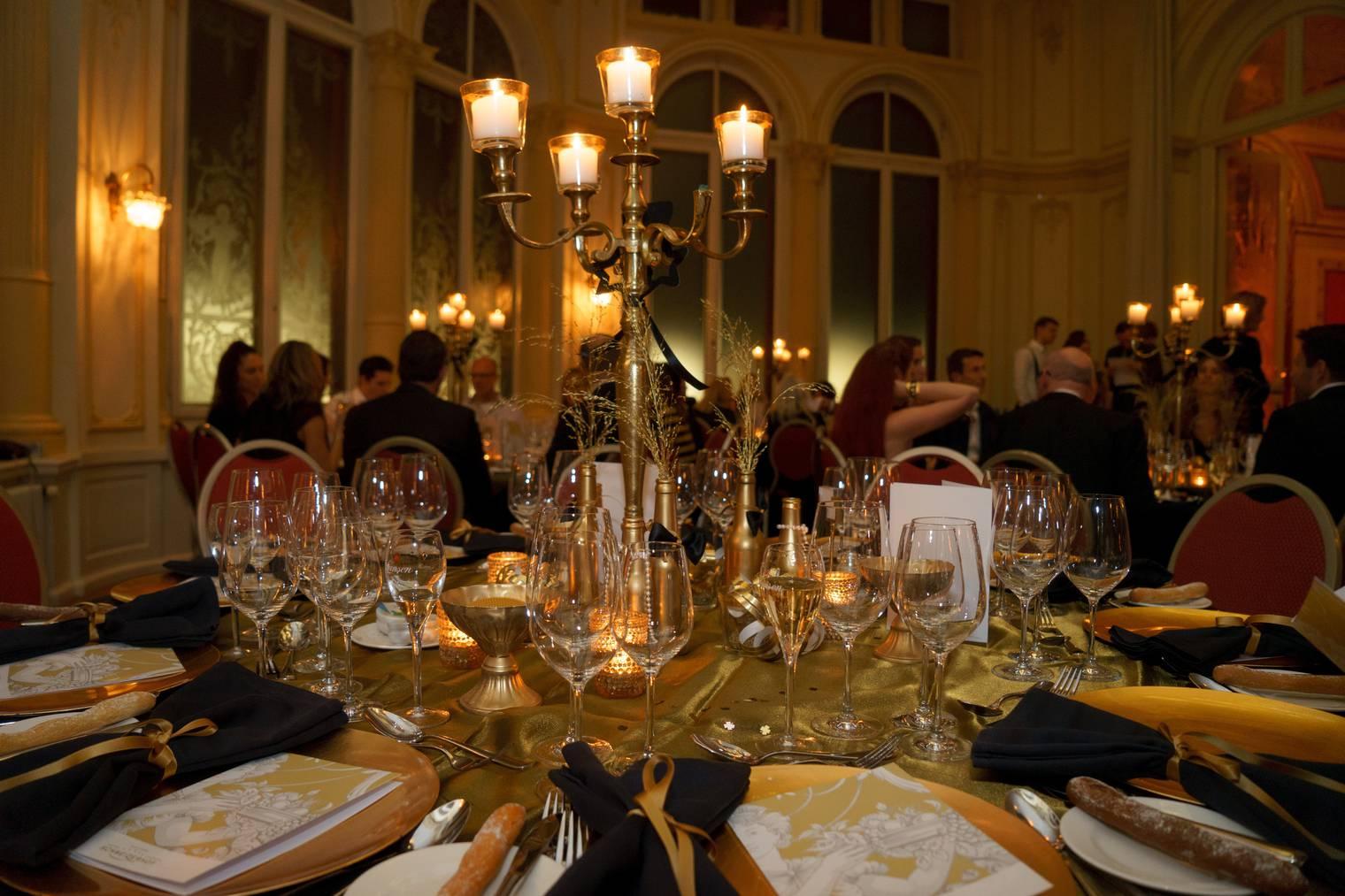 Silvester Gold Edition im Hotel Schweizerhof Luzern