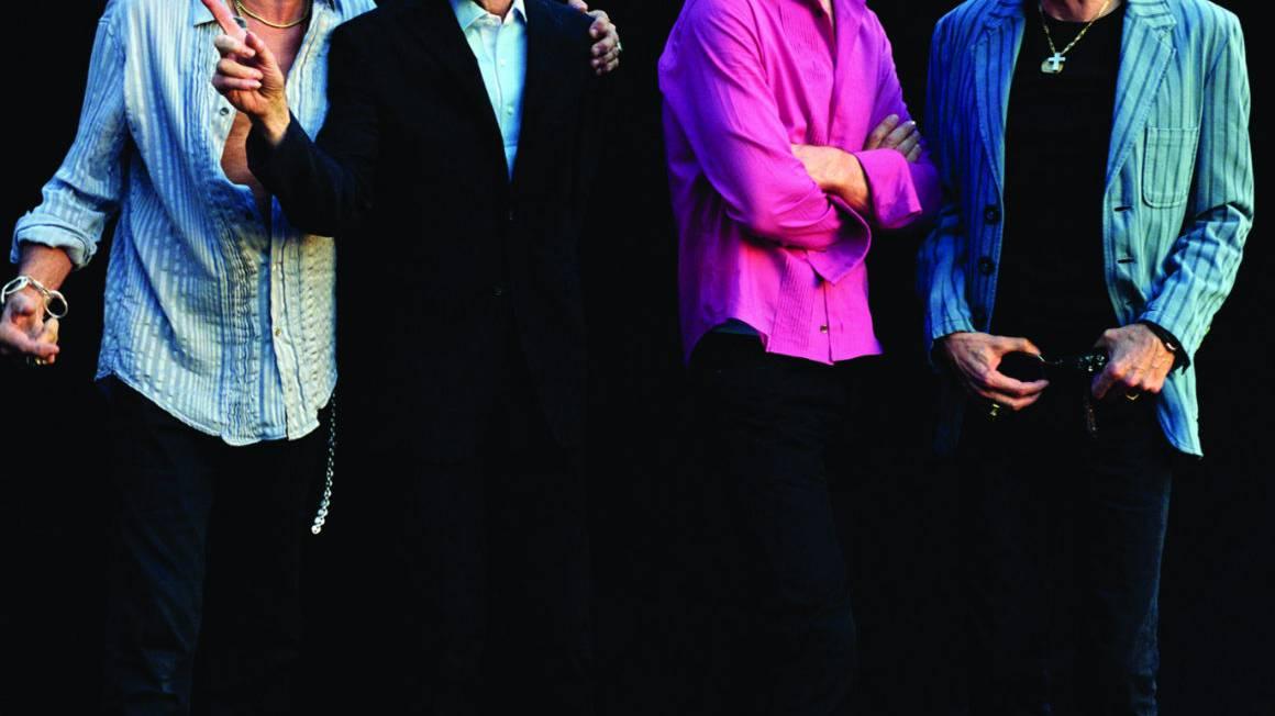 Rolling-Stones-Gitarrist Ron Wood: Zwilling-Papa mit 68