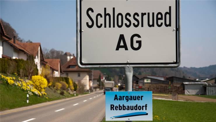 Zwischen Kirchrued und Schlossrued kam es zum Beinahe-Unfall.