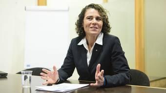 Anja Oswald, Vizepräsidentin der Basler Privatspitäler-Vereinigung