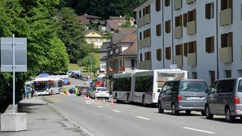 Verkehrs-Zusammenbruch