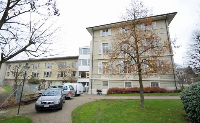 Im alten Pflegezentrum des Spitals Zofingen kehrt langsam wieder Leben ein.