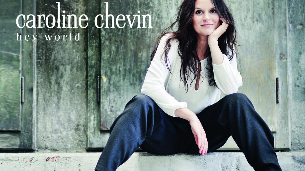Caroline Chevin singt über tiefe Gefühle