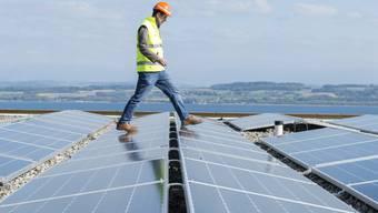 Erneuerbare Energien auf dem Vormarsch:  2017 wuchs der Anteil der erneuerbaren Energien am globalen Verbrauch um 5 Prozent. (Archiv)