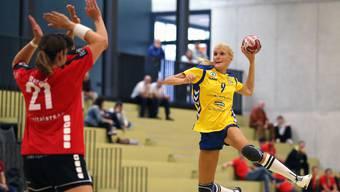 Jessica Rietmann und der ATV/KV Basel gewinnen ihr letztes Spiel in der SPL 1. (Archivbild)