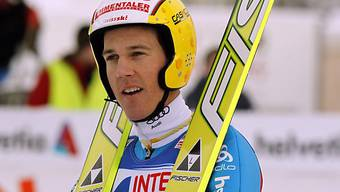 Erfolgserlebnis für Andreas Küttel in Zakopane