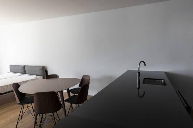 In 4 Wohnungen werden 14 Hotelzimmer eingerichtet.