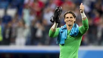Die Schweizer Nummer 1 zeigt bislang eine starke WM.