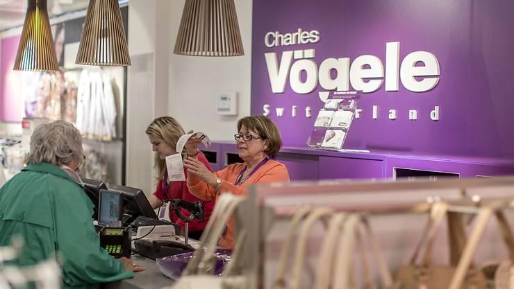 Charles Vögele gibt das seit Jahren verlustbringende Geschäft in Belgien auf. (Archiv)