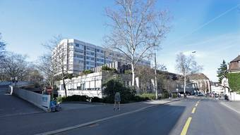 Der Heimatschutz zweifelt daran, dass das neue Klinikum 2 die heutige Situation (Foto) beim Unispital verbessern würde.