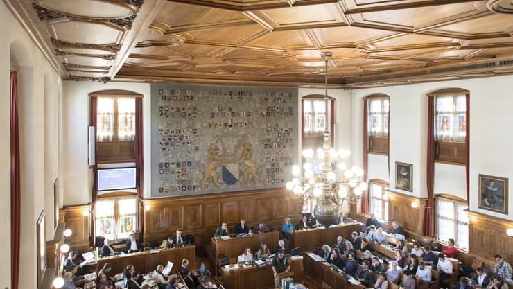 Der Gemeinderat berät am Freitag weiter über das Budget 2021.