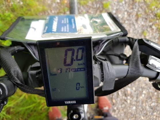 Alles auf 0: Die letzten 1000 Meter heisst es schieben