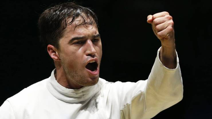Max Heinzer feierte in Budapest seinen 10. Weltcupsieg