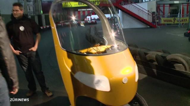 BiCar soll Weltstädte revolutionieren