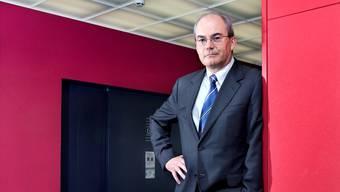 Syngenta-Präsident Michel Demaré thematisierte die Vorwürfe auch kurz an der Generalversammlung vom Dienstag. (Archiv)