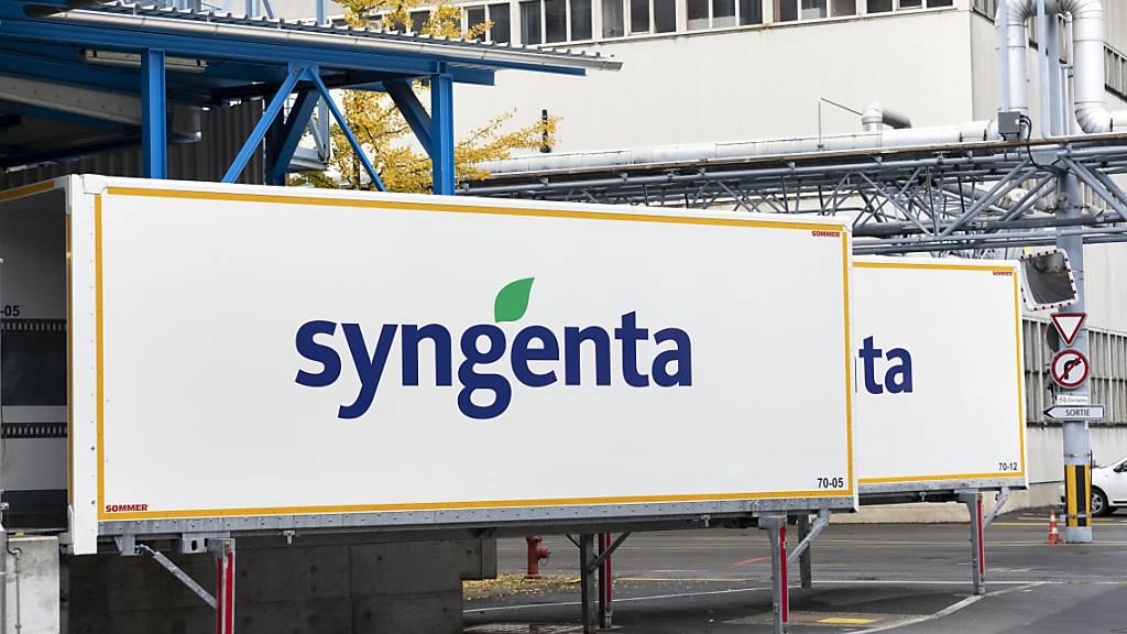 Der Agrochemiekonzern Syngenta verstärkt sich im Geschäft mit Biotech-Pflanzenschutzmitteln. (Archiv)