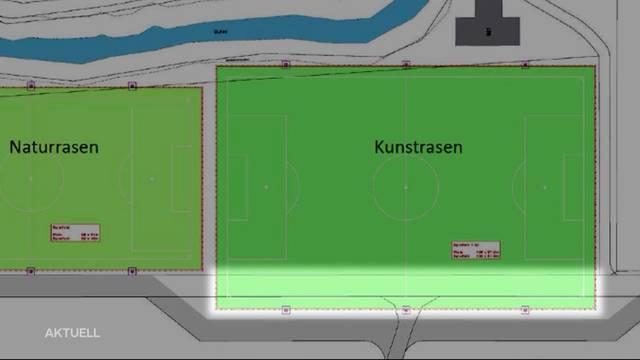 Knatsch um Fussballplatz Muhen