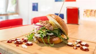 «Jensen's Food Lab» verlässt Wohlen. (Bild aus der Badener Filiale)