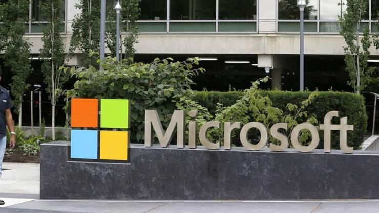 CO2-neutral ist Microsoft seit 2012 - jetzt will das Unternehmen CO2-negativ werden. (Symbolbild)