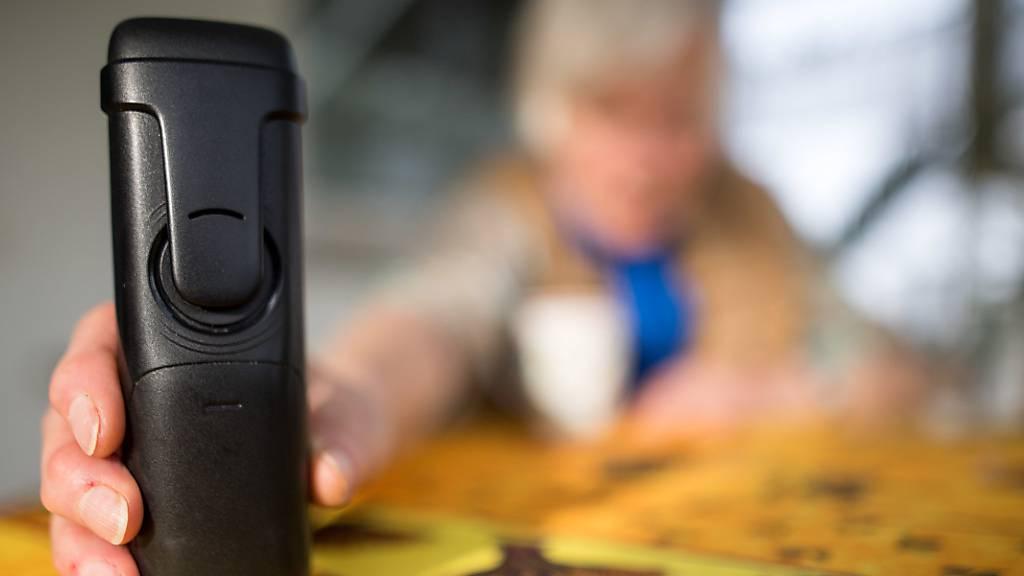 Anrufe von falschen Polizisten in Uri
