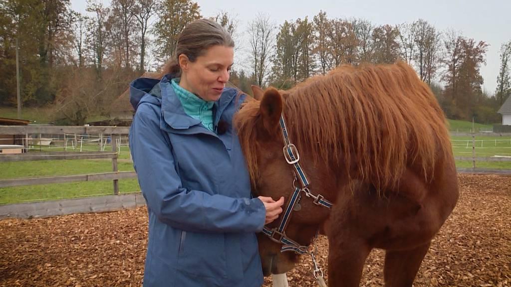 Dein Tier, mein Job: Tanja Bärtschiger und ihr Draht zu Tieren