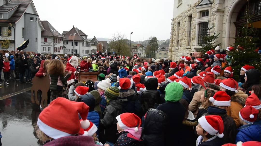 Brugg: Verabschiedung des langjährigen Schulhausabwarts Edy Zanin
