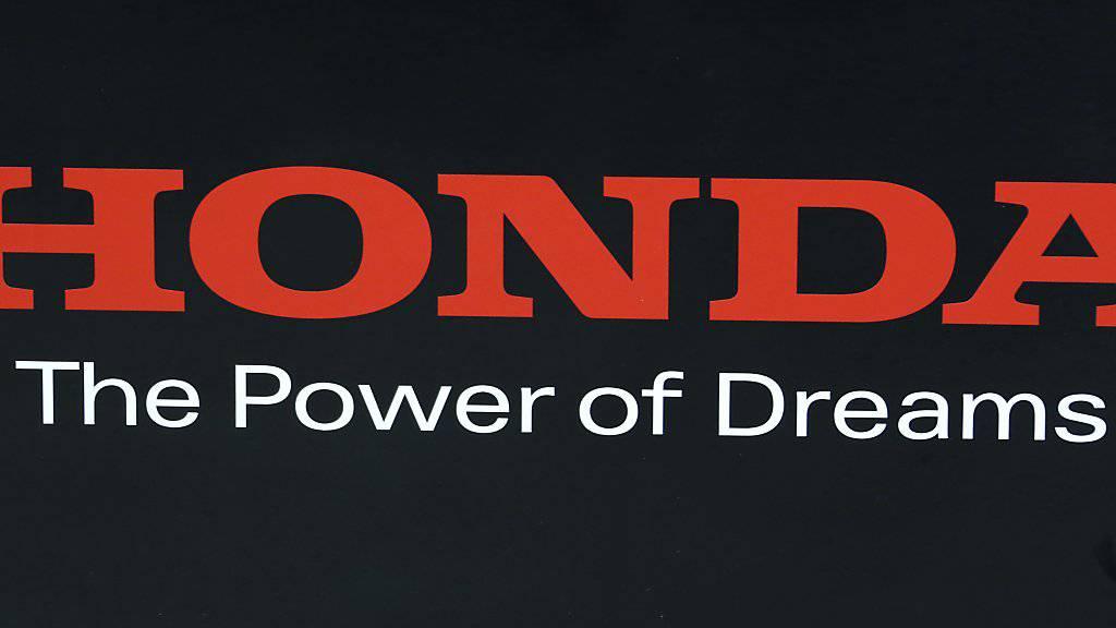 Der japanische Autobauer Honda Motor will im laufenden Geschäftsjahr mehr Gewinn einfahren. (Archiv)