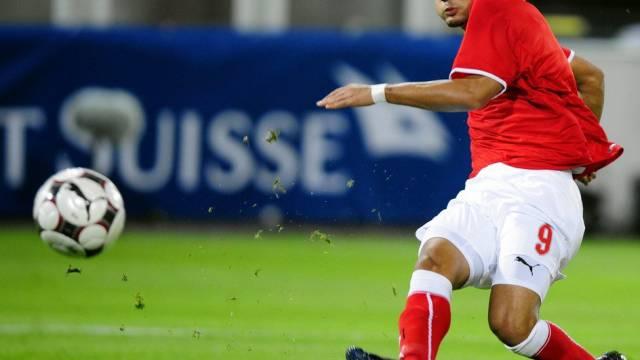 Johan Vonlanthen spielt neu beim FC Zürich