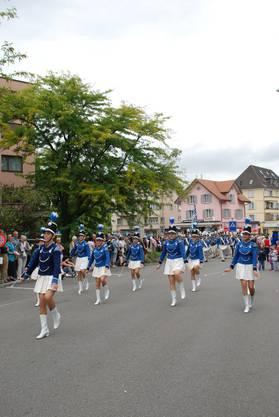 Die Stadtmusik Zürich.