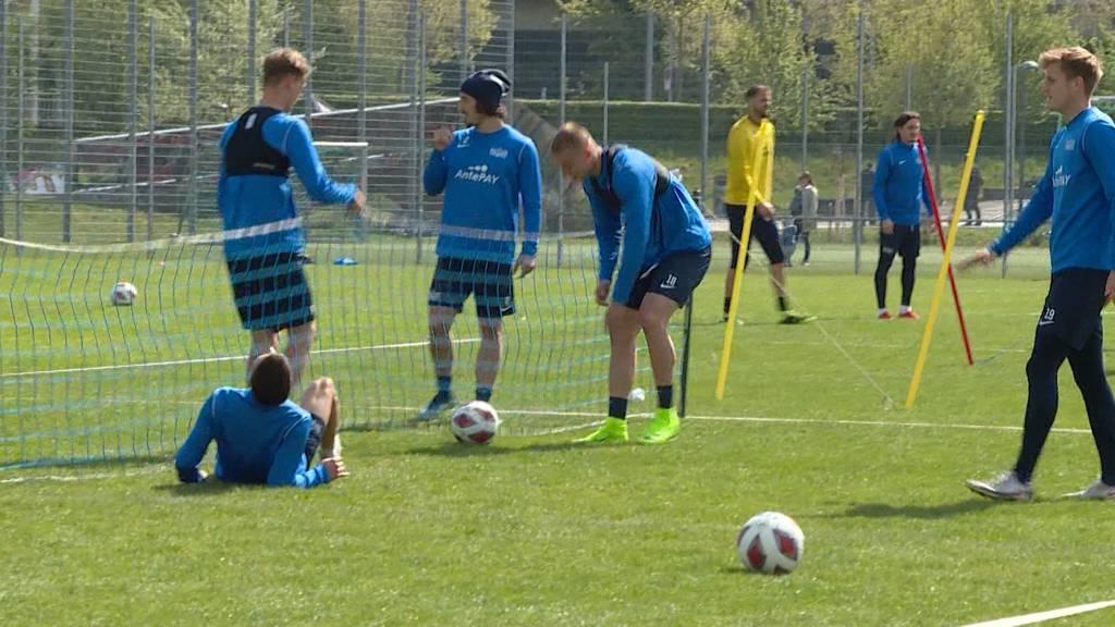 FC Zürich droht der Abstieg